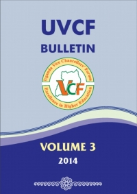 UVCF BULLETIN Volume 3 ISSN 2306-6288 2014